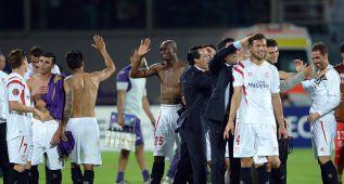 Sevilla, Dnipro y UEFA ultiman el reparto de las entradas