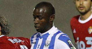 """Diamanka: """"Garitano me pidió parar, el médico vio mi lesión"""""""