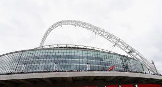 Evacúan los alrededores de Wembley por una bomba