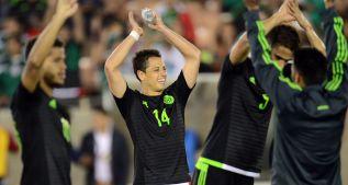 Chicharito y Vela, convocados por México para la Copa Oro