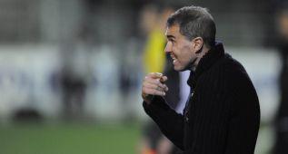 """Garitano: """"Nuestros números son claros: sólo nos vale ganar"""""""
