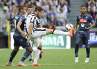 La Juventus tumba al Nápoles, que se aleja de la Champions