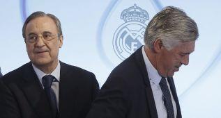 Carlo Ancelotti ya sabe que no seguirá en el Real Madrid