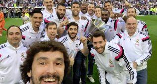 El Real Madrid de baloncesto brindó la Euroliga a la afición