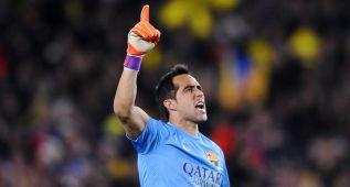 Claudio Bravo gana su primer 'Zamora' al encajar 19 goles