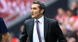 """Valverde: """"El equipo lógicamente se merece un sobresaliente"""""""