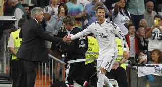 "Cristiano: ""Espero trabajar con Ancelotti la próxima temporada"""
