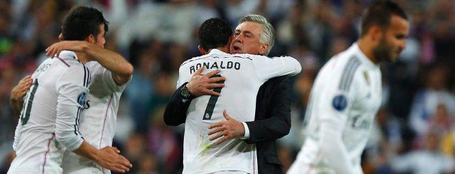 """Ancelotti al equipo: """"A lo mejor de aquí al martes esto cambia"""""""