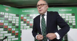 """Ollero: """"El ascenso es de la afición, la que sostiene al Betis"""""""
