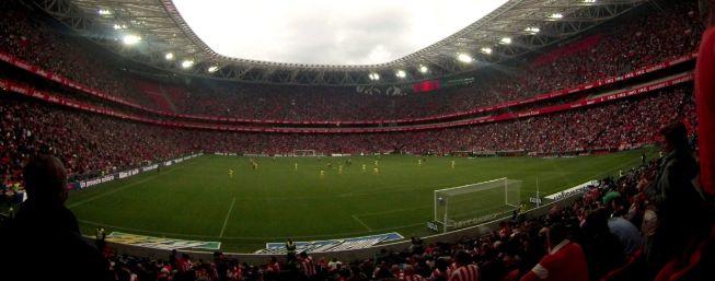Vendidas 35.000 entradas para ver la final en San Mamés