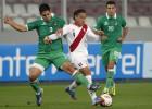 El madridista Benavente, fuera de la lista final de 23 de Perú