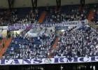 La Grada Fans coreó dos veces el nombre del técnico italiano