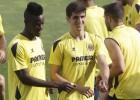 El Villarreal debe blindar pronto el futuro de Gerard Moreno