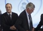Florentino Pérez 'devora' a su noveno entrenador en 12 años