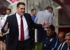 Sandoval ya está en Madrid a la espera de la llamada de Pina