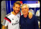 """Ramos, a Ancelotti: """"Se va un grande, me llevo un amigo"""""""