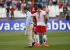El Almería desiste ante el TAS y termina la Liga con 29 puntos
