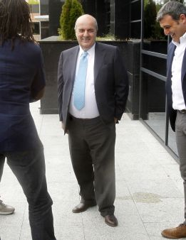 "Bronzetti: ""Benítez será al 99% el entrenador del Real Madrid"""
