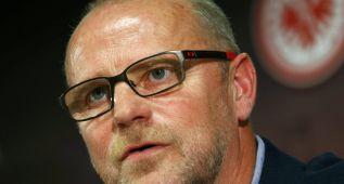 Eintracht y Schalke, sin técnico: se marchan Schaaf y Di Matteo