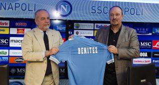 Rafa Benítez anunciará su adiós al Nápoles este jueves
