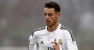 El Getafe preguntará al Real Madrid por Burgui, del filial