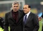 """Berlusconi: """"Ahora Ancelotti quiere descansar un poco"""""""