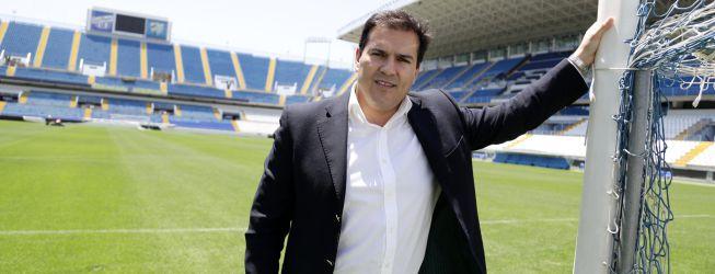 """Casado: """"¿Vender el Málaga? Eso depende de la propiedad"""""""