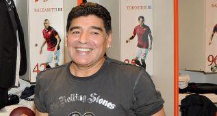 """Maradona: """"Esto lo avisé yo hace tiempo y me trataron de loco"""""""