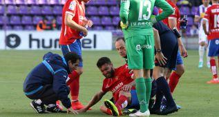 Popovic no podrá contar con Borja Bastón en tres semanas