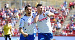 El promedio goleador del equipo no disminuye sin Borja Bastón