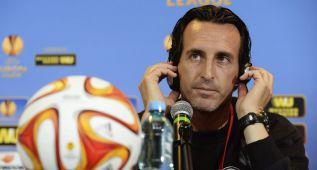 """Emery: """"Nosotros pagamos menos, pero competimos más"""""""