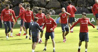 Ernesto Valverde hace planes con un 5-3-2 y el habitual 4-3-3