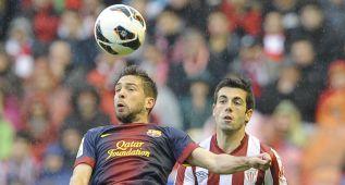 """Jordi Alba: """"Si no conseguimos el triplete no sería un fracaso"""""""