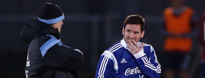Messi y Tevez lideran la lista definitiva de Argentina