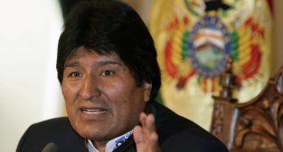 Evo Morales critica a la FIFA