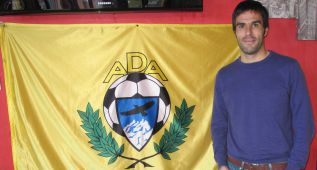 Rubén Sanz, recuperado, podría volver ante el Numancia