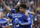 Diego Costa, Courtois y Filipe Luis echan de menos Madrid