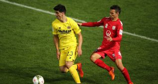 Vietto salva al Villarreal en su primer amistoso en Australia