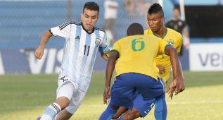 """Correa: """"Simeone me dijo que me preparara para el Mundial Sub-20"""""""