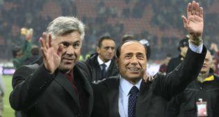 """Berlusconi: """"Ancelotti será el entrenador y vendrá Ibrahimovic"""""""