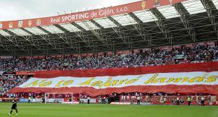 El Molinón se llenará para recibir al Sabadell el domingo