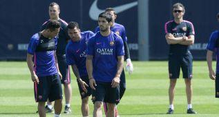 Luis Suárez estará contra el Athletic: habrá equipo de gala