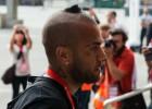 """Dani Alves estrena """"peinado"""" para la final de Copa del Rey"""
