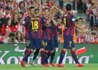 Uno por uno: bigoleador Messi, líder de un equipo demoledor