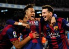 La MSN supera el récord de Cristiano, Benzema e Higuaín