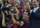"""Xavi: """"Estamos bien y podemos igualar un triplete histórico"""""""