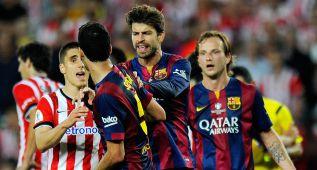 """Piqué: """"Neymar quizá no tenía que hacer tanto espectáculo"""""""