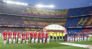 Athletic-Barça ha sido la final menos vista desde el año 2007