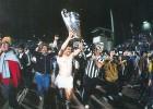 Las dos Copas de Europa de la Juventus