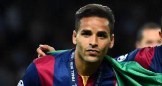 Vermaelen, Bravo y Douglas no son campeones para la UEFA